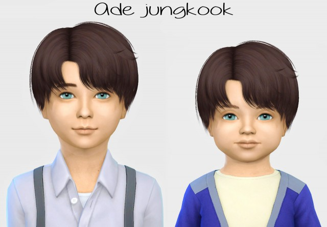 Ade Jungkook - Kids & Toddlers by Simiracle
