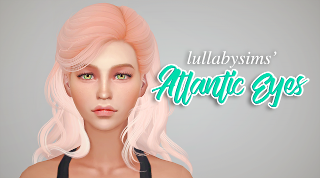 Atlantic Eyes - Contacts by LullabySims