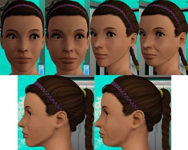 Facial Age Slider by Wojtek