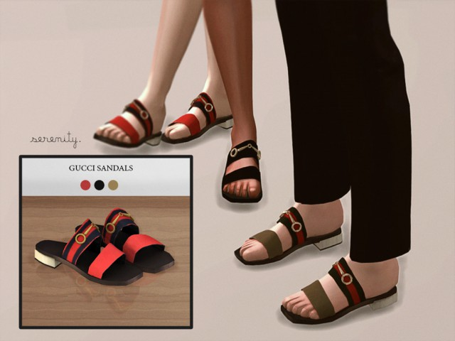 Gucci Sandals by serenity