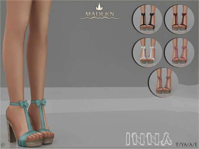 Inna Shoes by MJ95