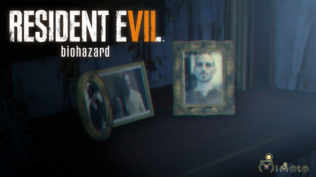 Resident Evil 7 Photoframe Set by Mimoto