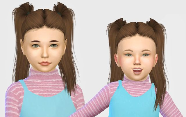 LeahLillith Bling Hair Kids & Toddlers by Simiracle