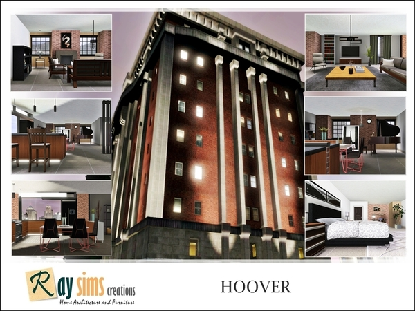 Hoover by Ray_Sims