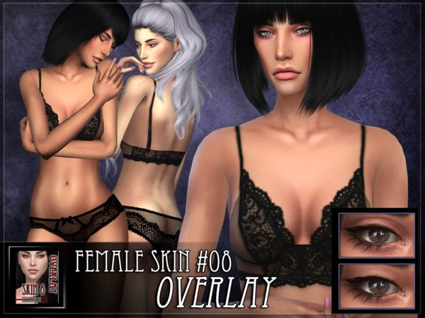 R skin 8 - FEMALE - OVERLAY by RemusSirion