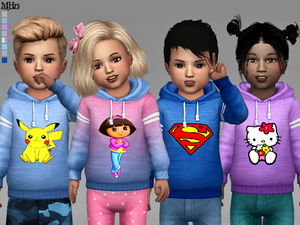 S4 Cuteness Toddler Tops by Margeh-75