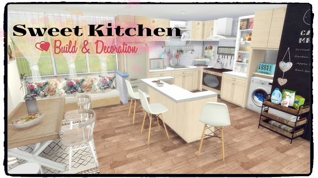 Sweet Kitchen by Dinha Gamer