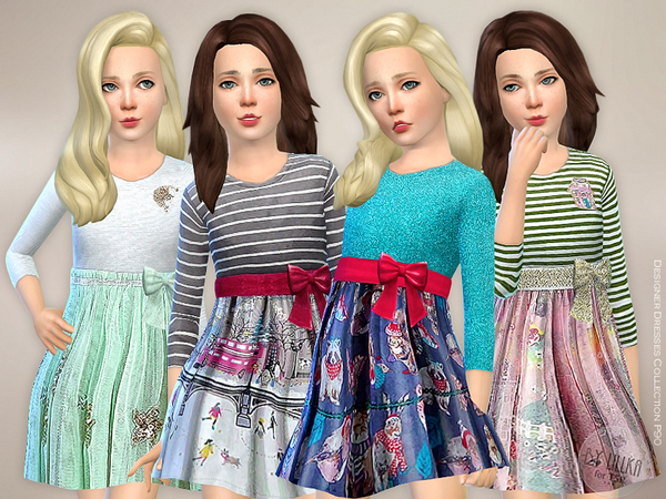 Designer Dresses Collection P90 by lillka