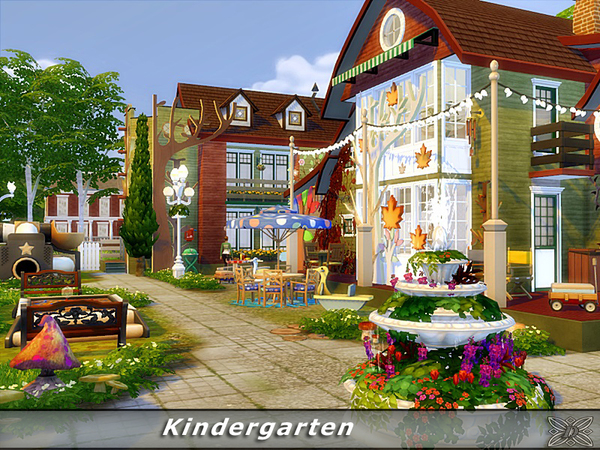 Kindergarten by Danuta720