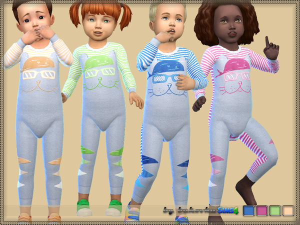 Jumpsuit m/f by bukovka
