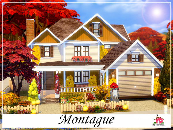 Montague by sharon337