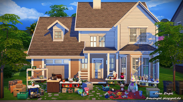 Garage Sale (no CC) by Frau Engel