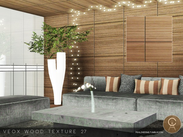 VEOX Wood Texture 27 by Pralinesims