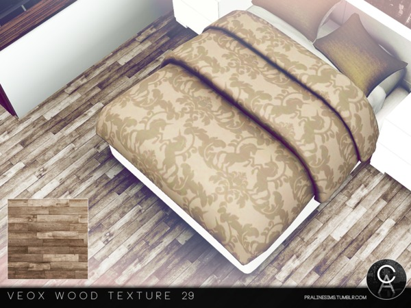 VEOX Wood Texture 29 by Pralinesims