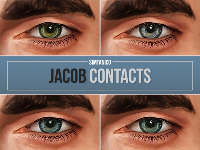 Contacts Jacob by Simtanico