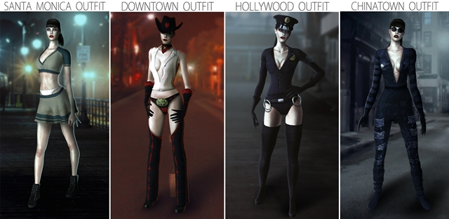 "Outfits ""Vampire the Masquerade: Bloodlines"" by dariromanovsky"