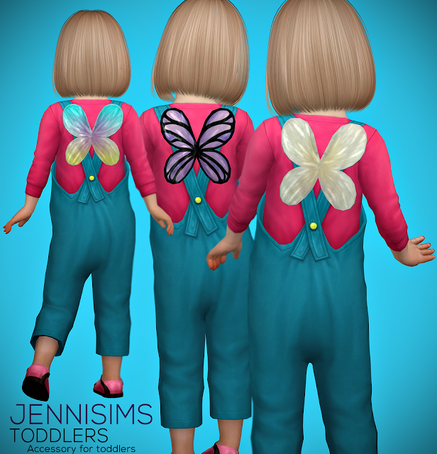 Wings, Butterflys, Pineapple accessories by Jenni Sims