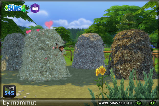 Hay Stack by mammut