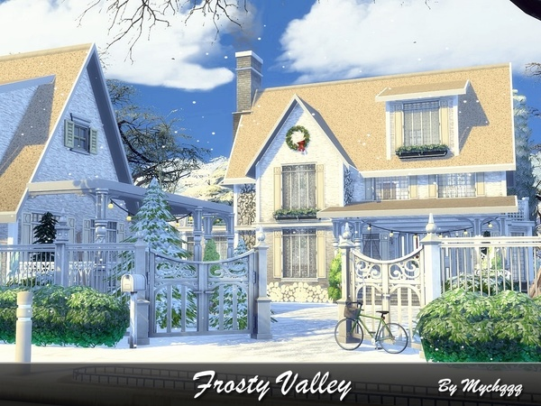 Frosty Valley by MychQQQ