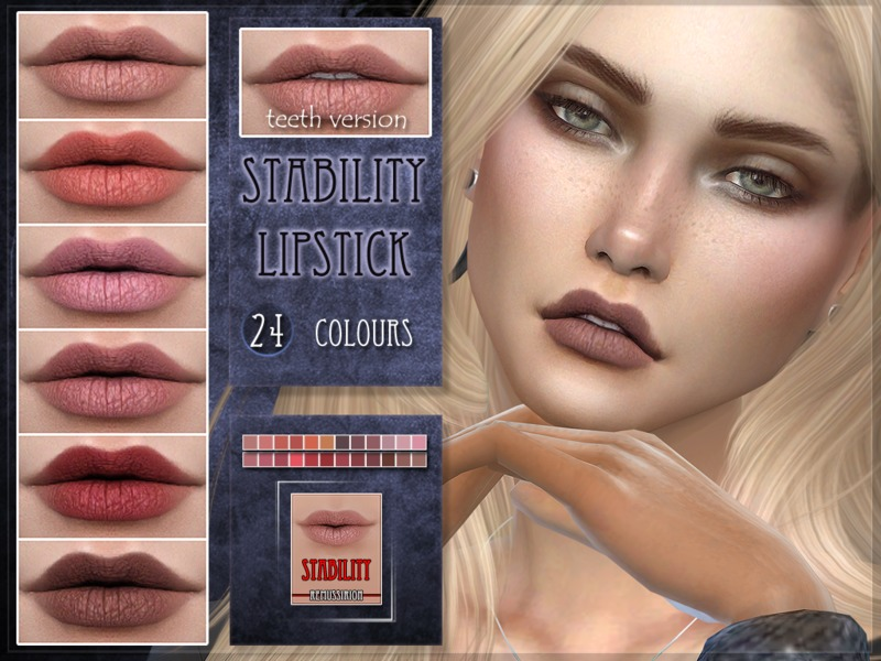 Stability Lipstick by RemusSirion