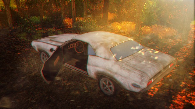 Resident Evil 7 Ethan Car By Mimoto