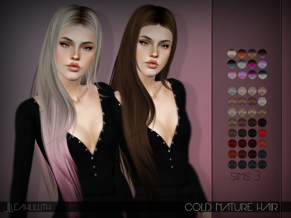 LeahLillith Cold Nature Hair