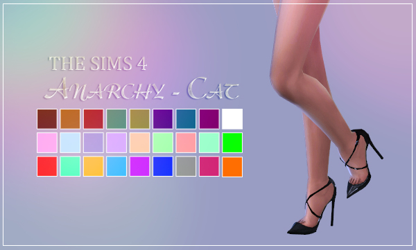 Madlen Frusina Shoes by Anarchy-Cat
