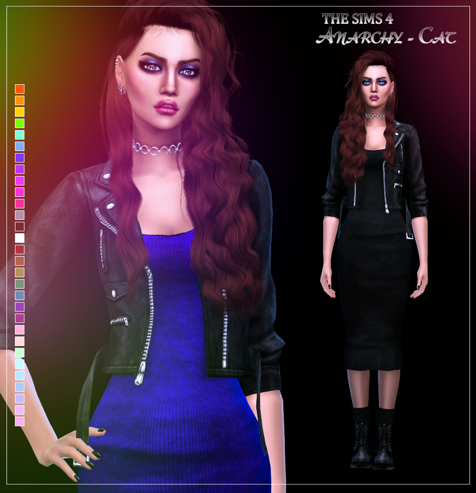 Sentate Pearl Dress by Anarchy-Cat