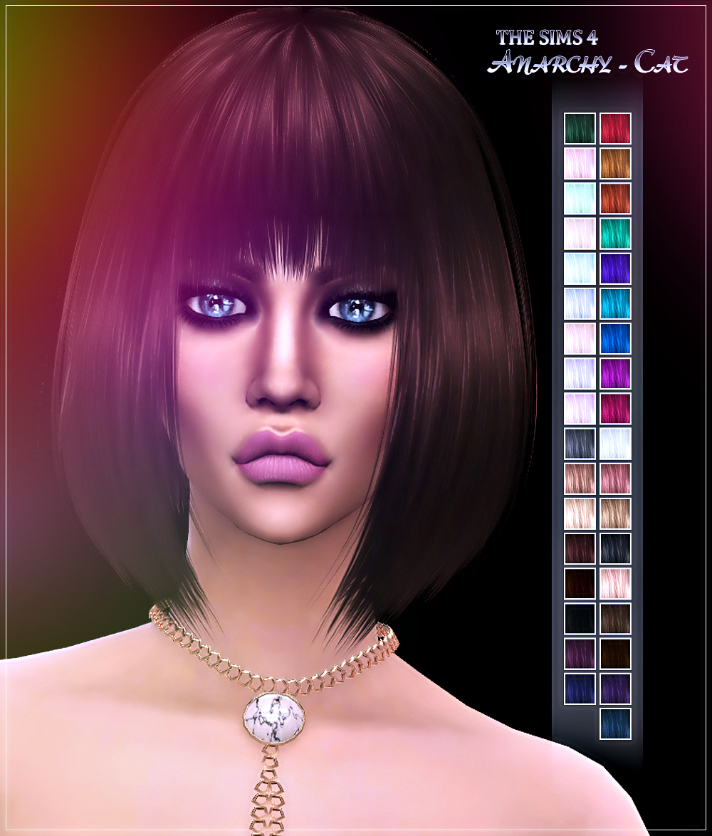 Anto S4Hair Citric by Anarchy-Cat
