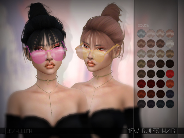 LeahLillith New Rules Hair by Leah Lillith