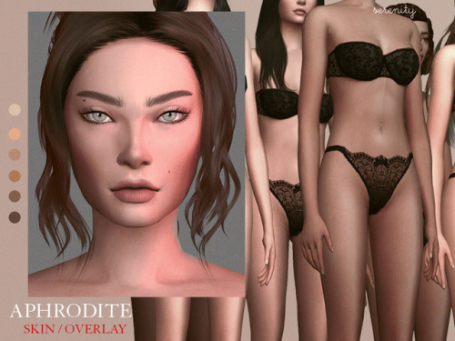 Aphrodite Skin and Overlay by Serenity