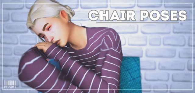 Chair Poses by Keysims
