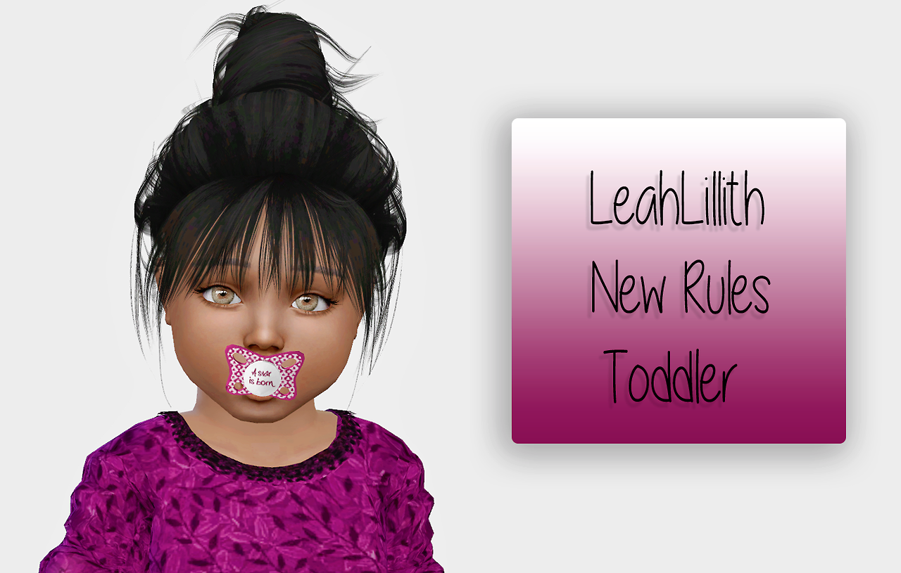 LeahLillith New Rules by Fabienne