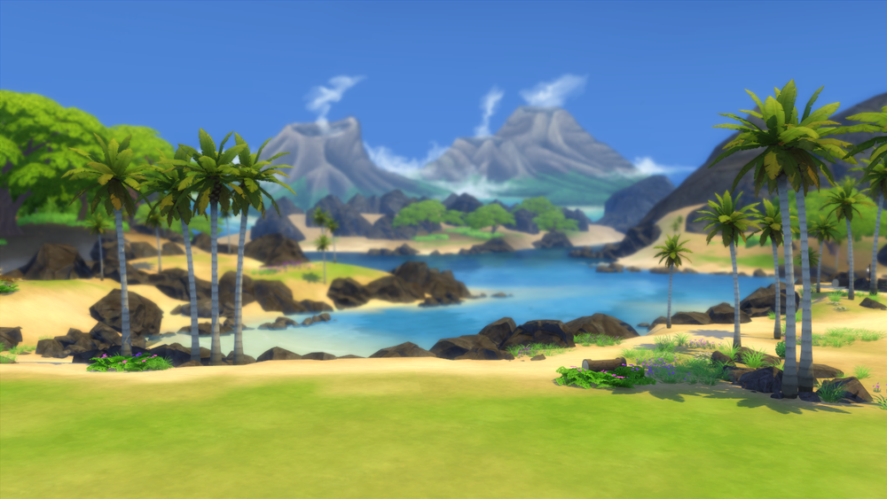 """Tropical Getaway Modpack"" by Nando"