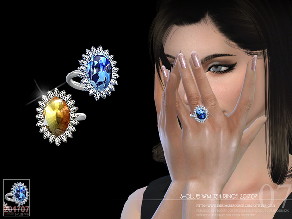 S-Club ts4 WM RINGS 201707