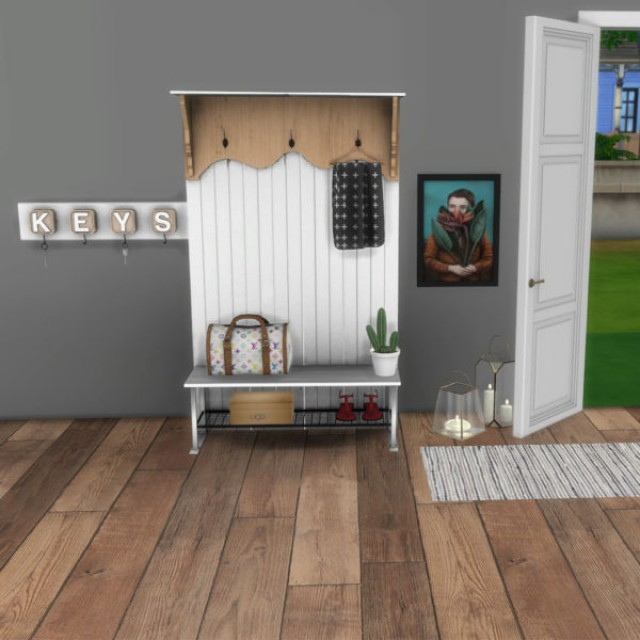 Mudo Hall Cabinet by leo-sims