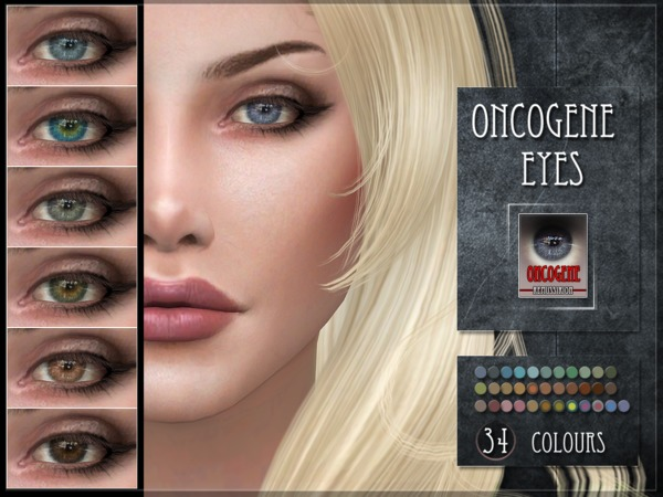 Oncogene Eyes by RemusSirion