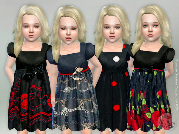 Toddler Dresses Collection P37 by lillka
