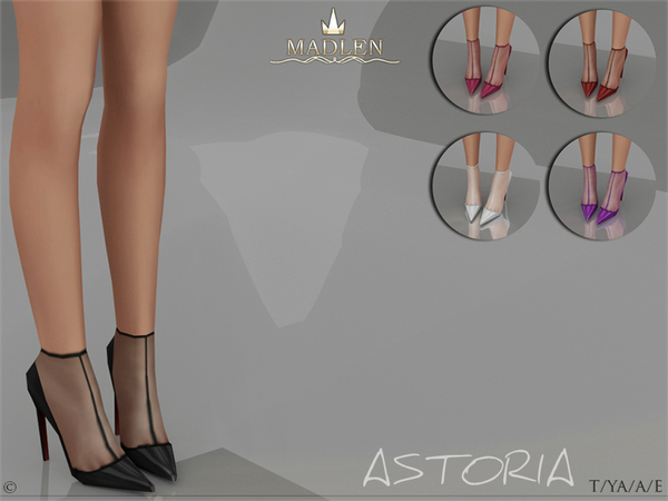 Madlen Astoria Shoes by MJ95