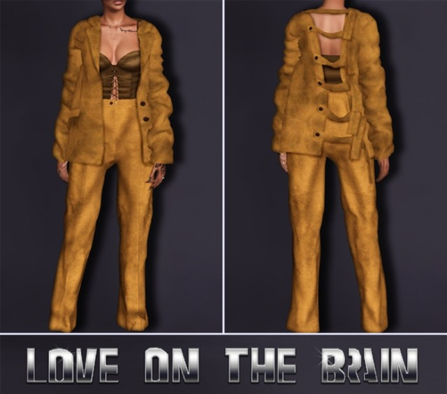 Rihanna ANTI World Tour 2016 Love On the Brain Outfit by SantosFashion
