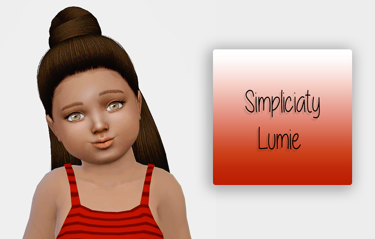 Simpliciaty Lumie - Toddler & Kids Version by Fabienne