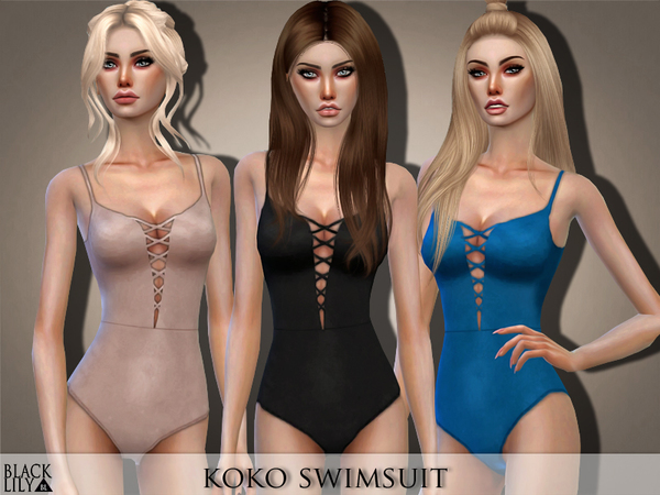 Koko Swimsuit by Black Lily