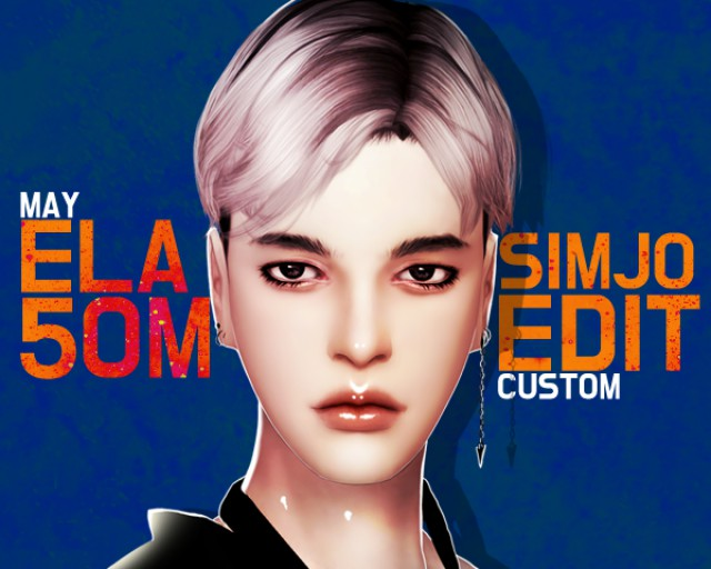 ELA (may) 50M simjo custom (EDIT) by kimsimjo