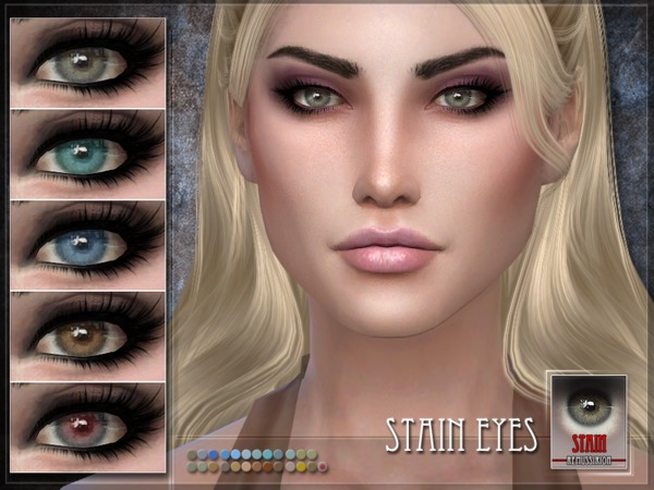 Stain Eyes by RemusSirion