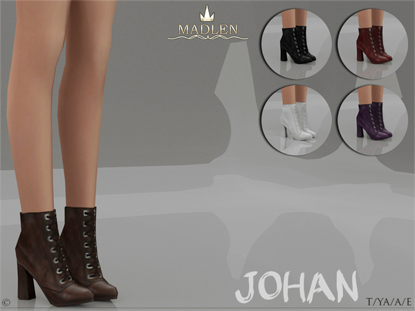 Madlen Johan Shoes by MJ95