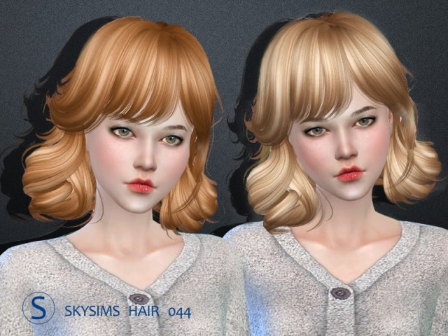 Skyhair 044 by Skysims