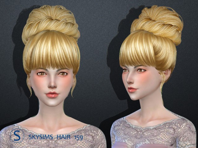 Skyhair 159 by Skysims
