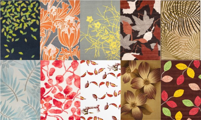 Autumn Rug Collection by TaTschu