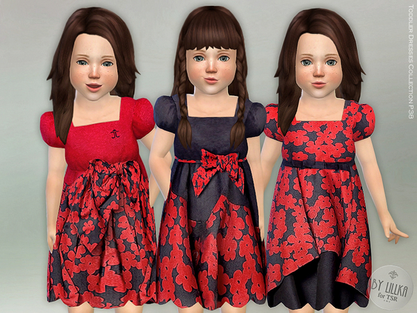 Toddler Dresses Collection P38 by lillka