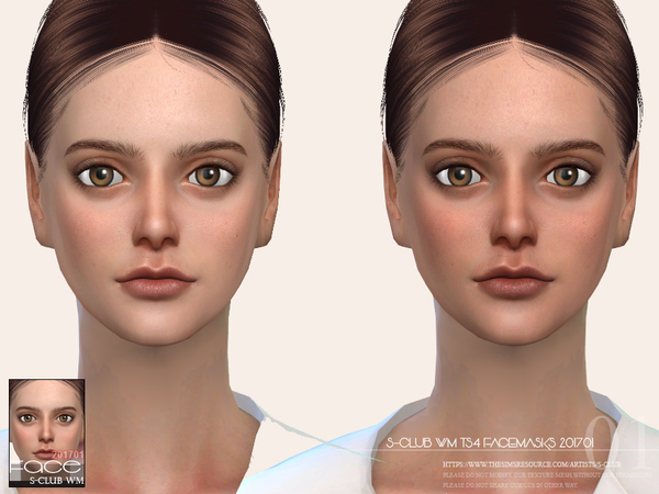 S-Club WMLL ts4 Facemask 201701